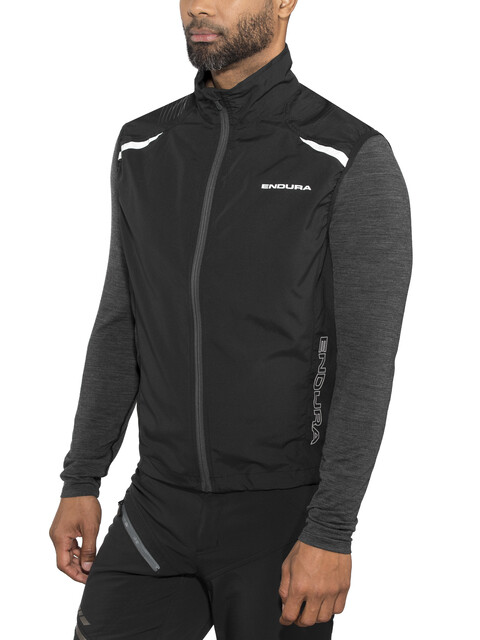 Endura Gilet Hummvee Jacket Men, black